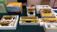Construction Truck Scale Model Toy Show IMCATS-2016-040-s