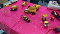 Construction Truck Scale Model Toy Show IMCATS-2016-051-s