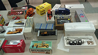 Construction Truck Scale Model Toy Show IMCATS-2016-055-s