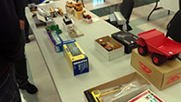 Construction Truck Scale Model Toy Show IMCATS-2016-056-s