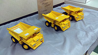 Construction Truck Scale Model Toy Show IMCATS-2016-058-s