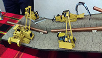 Construction Truck Scale Model Toy Show IMCATS-2016-063-s