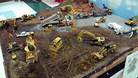 Construction Truck Scale Model Toy Show IMCATS-2016-072-s