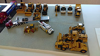 Construction Truck Scale Model Toy Show IMCATS-2016-079-s