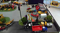 Construction Truck Scale Model Toy Show IMCATS-2016-086-s