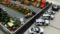Construction Truck Scale Model Toy Show IMCATS-2016-090-s