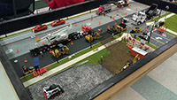 Construction Truck Scale Model Toy Show IMCATS-2016-098-s