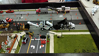 Construction Truck Scale Model Toy Show IMCATS-2016-100-s
