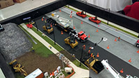 Construction Truck Scale Model Toy Show IMCATS-2016-102-s