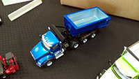Construction Truck Scale Model Toy Show IMCATS-2016-114-s