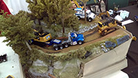 Construction Truck Scale Model Toy Show IMCATS-2016-117-s