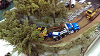 Construction Truck Scale Model Toy Show IMCATS-2016-121-s