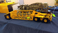 Construction Truck Scale Model Toy Show IMCATS-2016-124-s