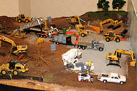 Construction Truck Scale Model Toy Show imcats-construction-model-show-2017-119-s