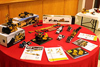 Construction Truck Scale Model Toy Show IMCATS-2018-004-s