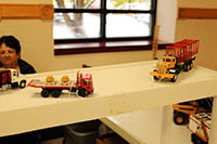 Construction Truck Scale Model Toy Show IMCATS-2018-009-s