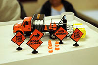 Construction Truck Scale Model Toy Show IMCATS-2018-011-s