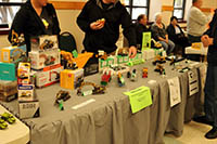 Construction Truck Scale Model Toy Show IMCATS-2018-012-s