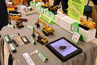 Construction Truck Scale Model Toy Show IMCATS-2018-013-s