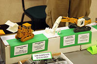 Construction Truck Scale Model Toy Show IMCATS-2018-016-s