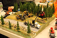 Construction Truck Scale Model Toy Show IMCATS-2018-023-s
