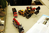 Construction Truck Scale Model Toy Show IMCATS-2018-024-s