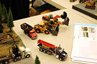 Construction Truck Scale Model Toy Show IMCATS-2018-025-s