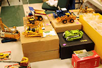 Construction Truck Scale Model Toy Show IMCATS-2018-031-s
