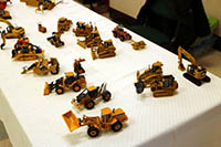 Construction Truck Scale Model Toy Show IMCATS-2018-040-s