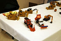 Construction Truck Scale Model Toy Show IMCATS-2018-042-s