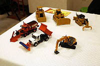 Construction Truck Scale Model Toy Show IMCATS-2018-043-s