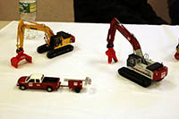 Construction Truck Scale Model Toy Show IMCATS-2018-052-s