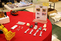 Construction Truck Scale Model Toy Show IMCATS-2018-053-s