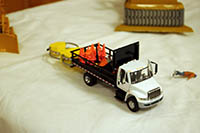 Construction Truck Scale Model Toy Show IMCATS-2018-069-s