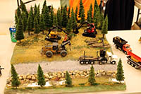 Construction Truck Scale Model Toy Show IMCATS-2018-071-s