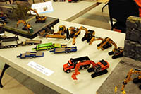 Construction Truck Scale Model Toy Show IMCATS-2018-076-s