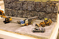 Construction Truck Scale Model Toy Show IMCATS-2018-077-s