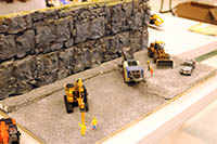 Construction Truck Scale Model Toy Show IMCATS-2018-078-s