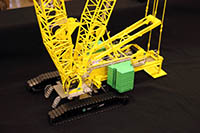 Construction Truck Scale Model Toy Show IMCATS-2018-092-s