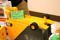 Construction Truck Scale Model Toy Show IMCATS-2018-103-s